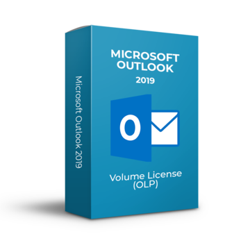 Microsoft Microsoft Outlook 2019 - Volume Licentie