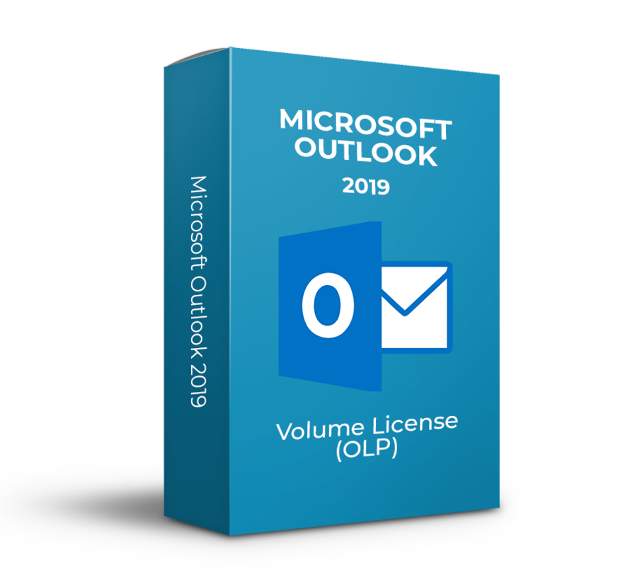 Microsoft Outlook 2019 - Volume Licentie