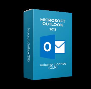 Microsoft Microsoft Outlook - 2013