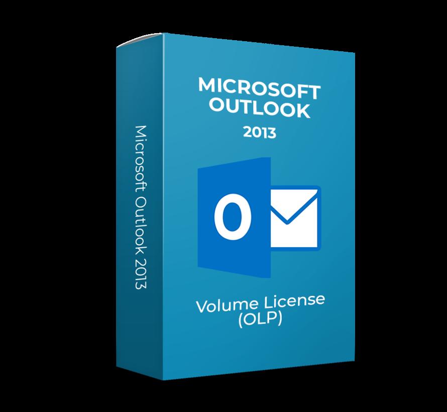 Microsoft Outlook 2013 - Volume Licentie