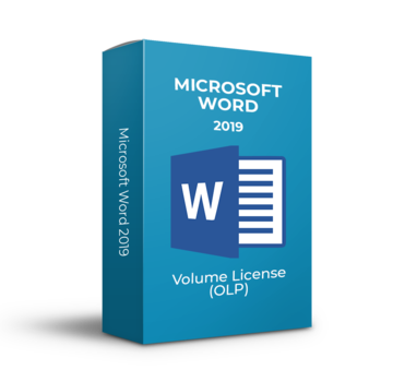 Microsoft Microsoft Word 2019 - Volume Licentie