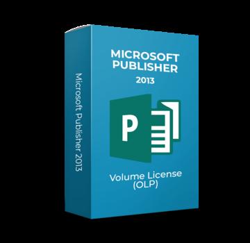 Microsoft Microsoft Publisher - 2013