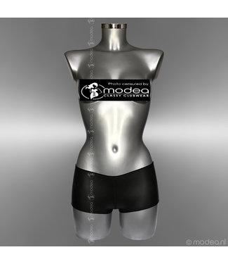Modea - Private Label Neopreen (rubber) hotpants