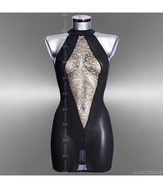 Modea - moda sensuale Transparante lingerie dress High Class