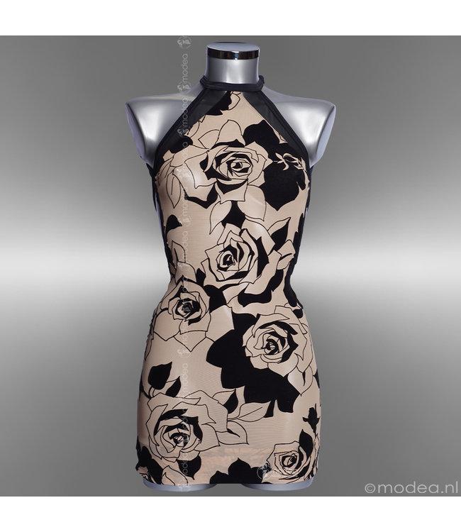 """Sensuele high-class lingeriejurk """"Rosa Classico"""" skin"""