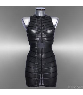 Exclusive tranparent dress Allure