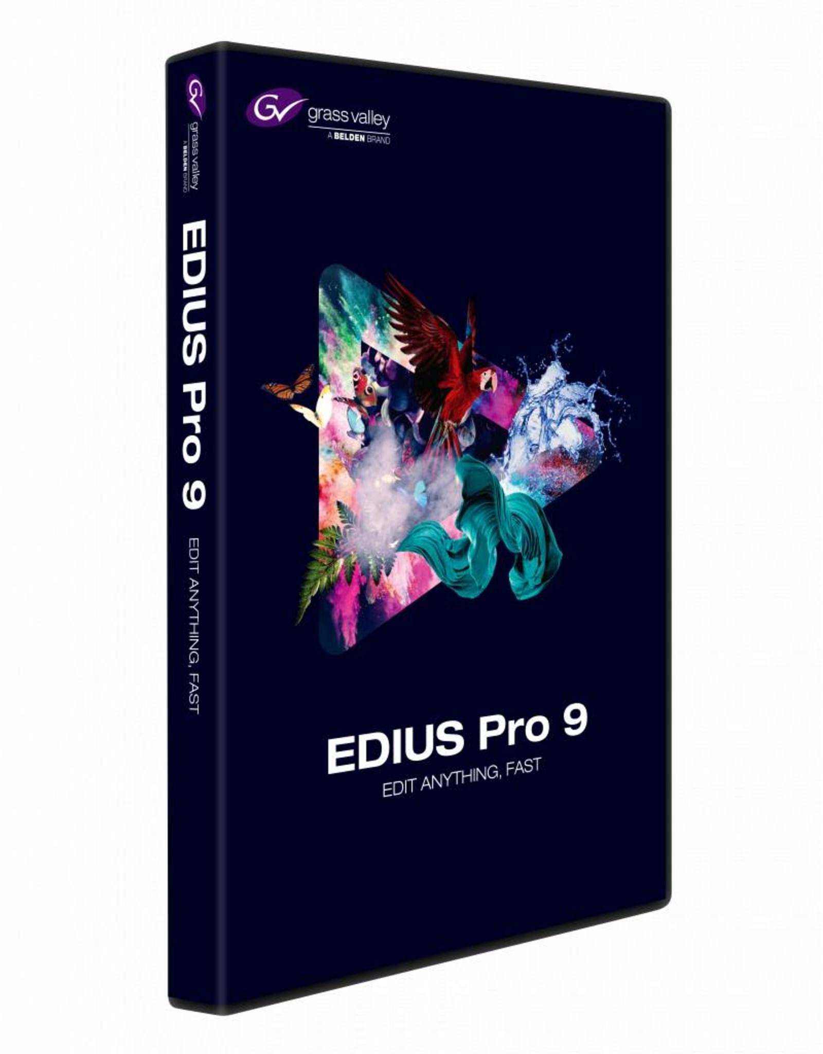 Grass Valley EDIUS Pro 9 EDU