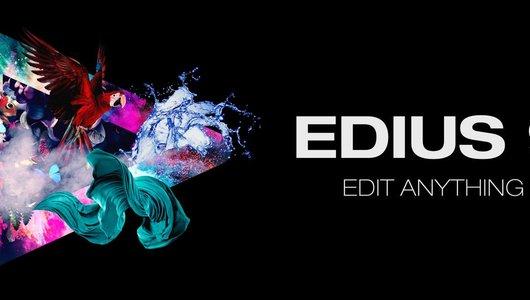 EDIUS 9 banner