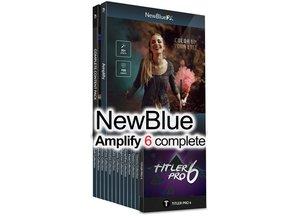NewBlueFX NewBlueFX Amplify 6 complete for EDIUS 9