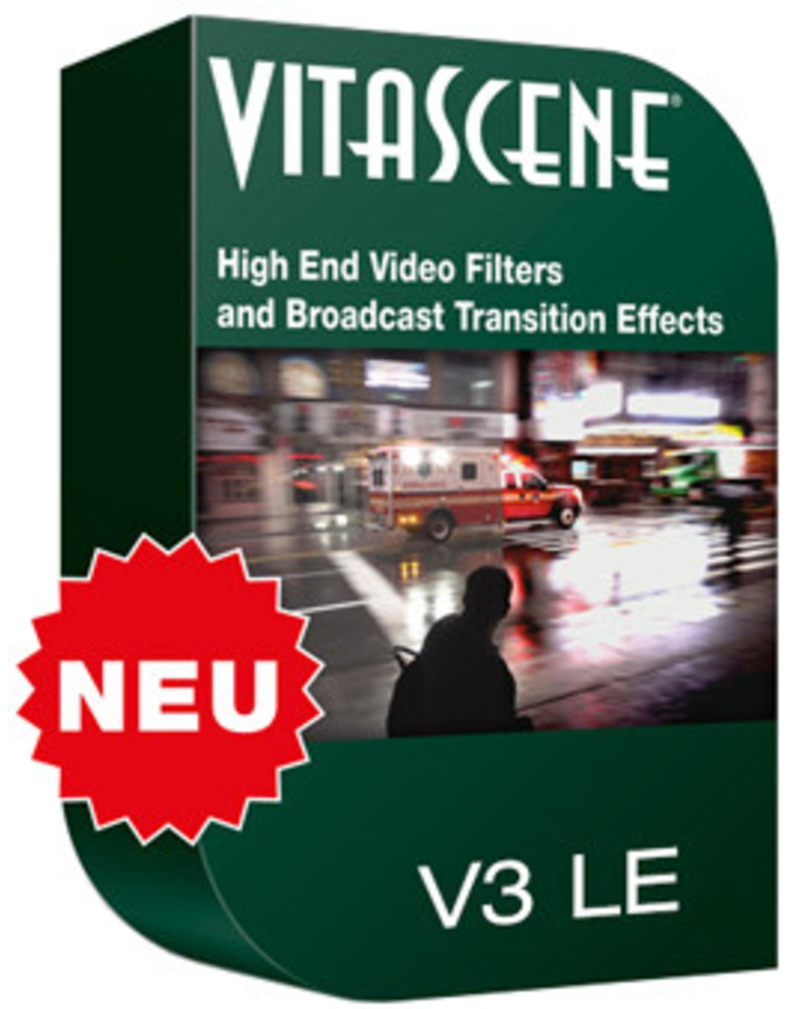 ProDAD ProDAD  Vitascene V3 LE Filter and Transition Plug-in - Promo for EDIUS 9 customers