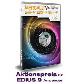 ProDAD ProDAD Mercalli V4 Suite Promo for EDIUS 9