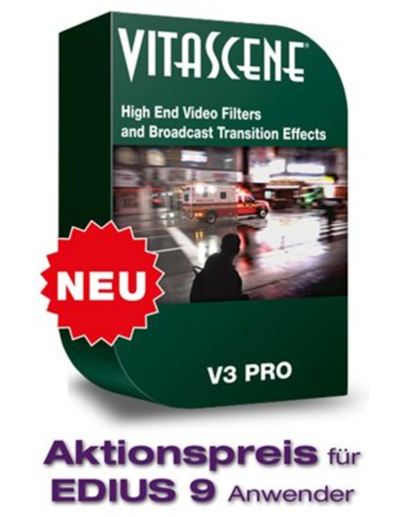 ProDAD ProDAD Vitascene V3 Pro Promo Plug-in for EDIUS 9