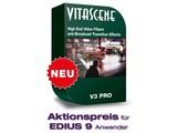 ProDAD ProDAD Vitascene V3 Pro Promo for EDIUS 9