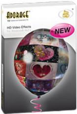 ProDAD ProDAD Adorage Vol 13 HD Effects incl. Plug-ins for EDIUS 9