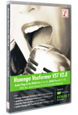 Voxengo Voxformer Compressor VST Plug-in for EDIUS