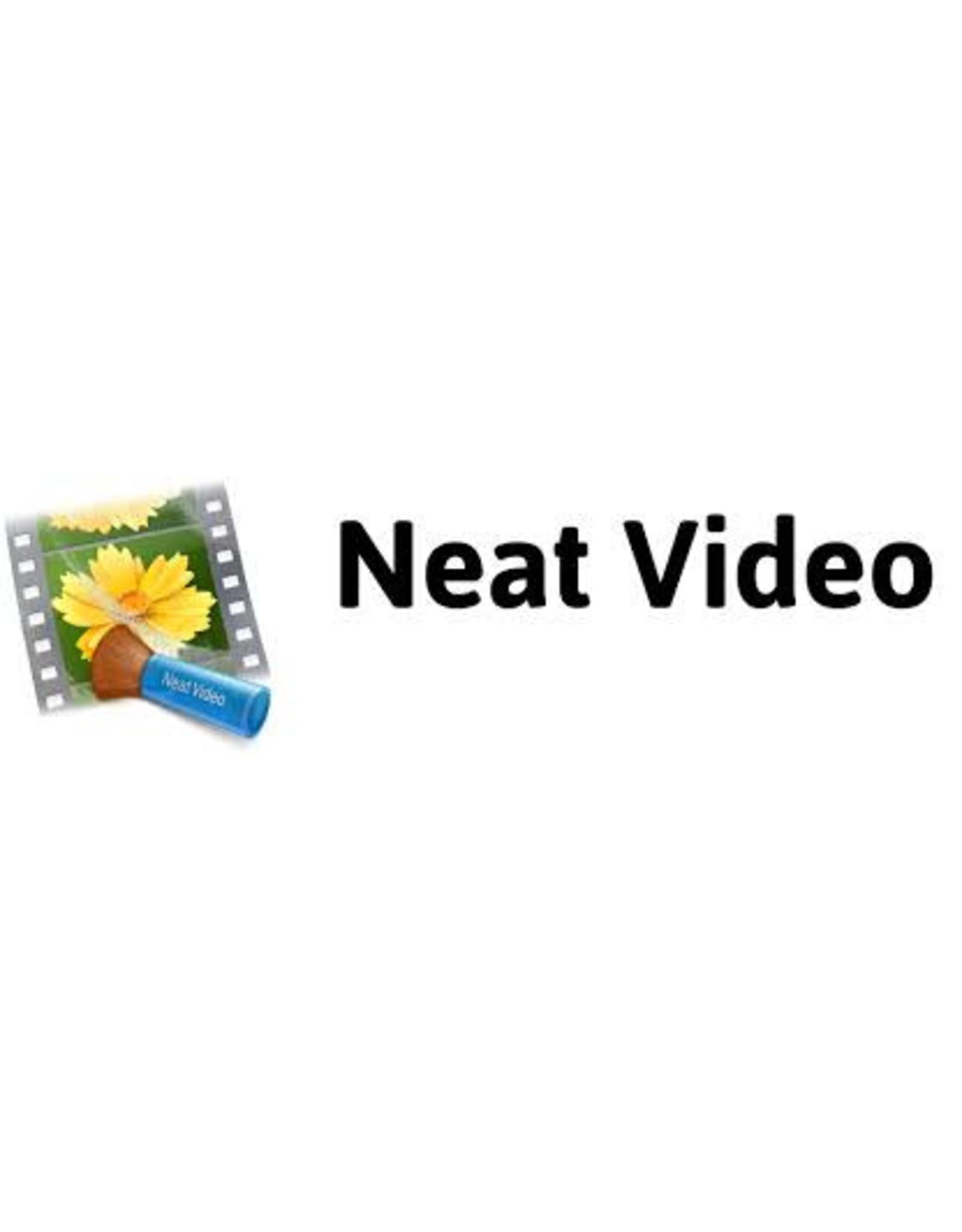 NeatVideo 4.8 Pro for EDIUS 9