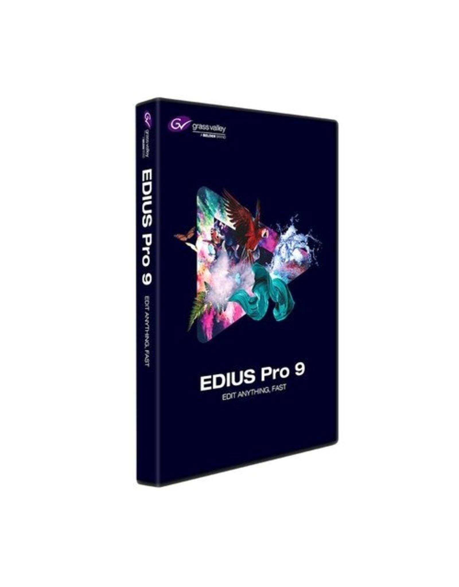 Grass Valley EDIUS Pro 9