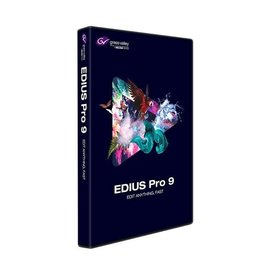 Grass Valley EDIUS Pro 9 Jump Upgrade from EDIUS 2-7, EDIUS EDU and EDIUS Neo