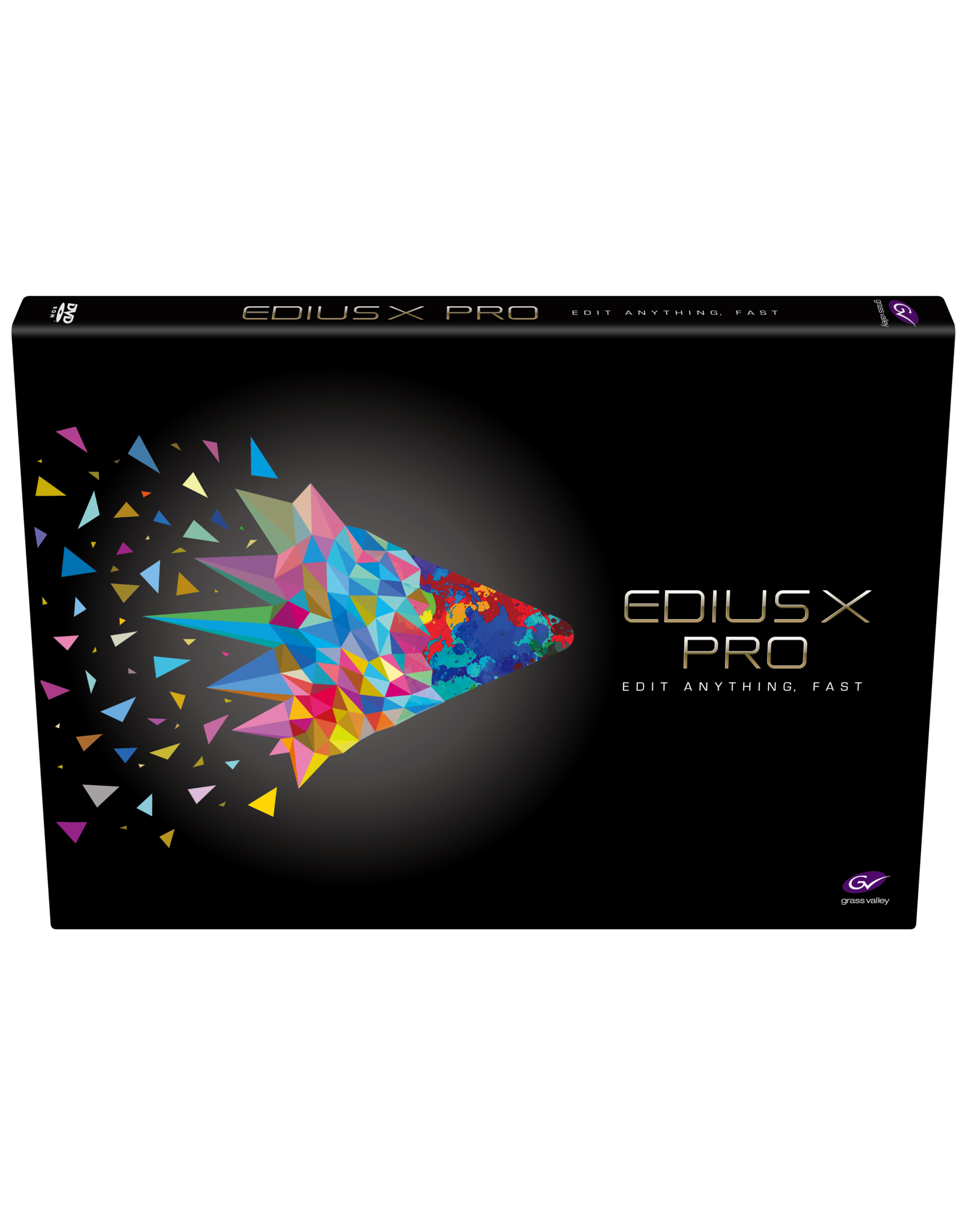 Grass Valley EDIUS X Pro Jump Upgrade from EDIUS 2-9,EDIUS EDU, Home Edition and EDIUS NEO