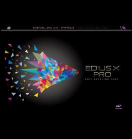 Grass Valley EDIUS X Pro Jump Upgrade from EDIUS 2-9,EDIUS EDU, Home Edition and EDIUS NEO