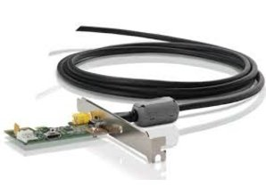 Grass Valley STORM Mobile PCIe I/F kaart