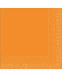 Servet Tissue 3 laags Curry 40x40cm 1/8 vouw bestellen
