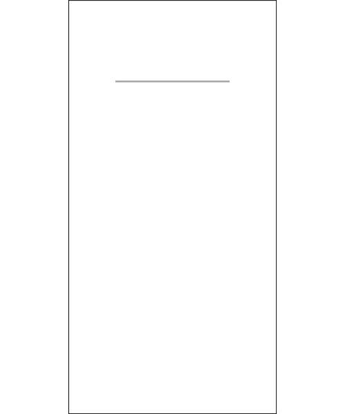 Pocket napkin Airlaid  Wit 40x40cm 65gr 1/8 vouw bestellen