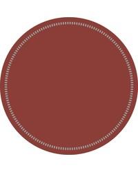 Onderzetters rond Bordeaux 90mm, 9 laags bestellen