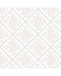 Servet Airlaid Damast Wit 40x40cm,  65gr bestellen
