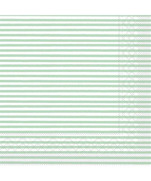 Servet Tissue 3 laags Heiko Mint 40x40cm bestellen