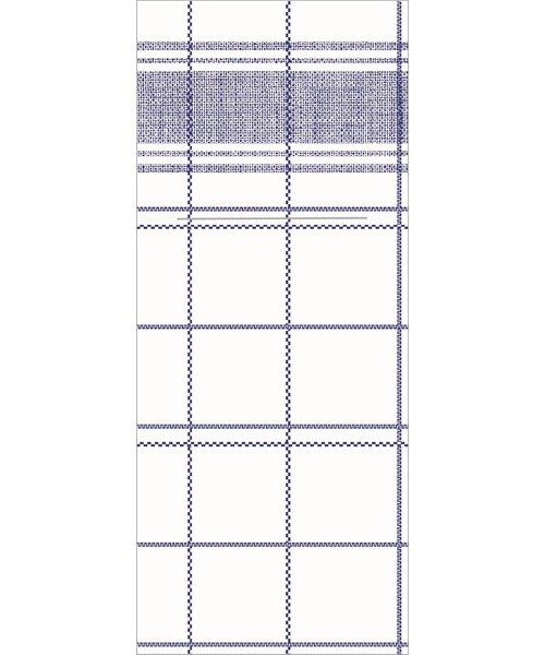 Pocket napkin Airlaid Nadeem Blauw 48x40cm  65 Gr 1/8 vouw bestellen