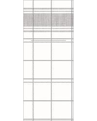 Pocket napkin Airlaid Nadeem Grijs 48x40cm  65 Gr 1/8 vouw bestellen
