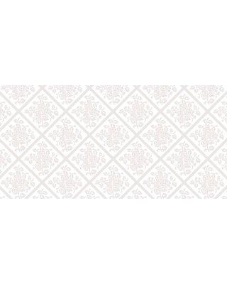 Tafelloper Airlaid Damast Wit 40cm X24m