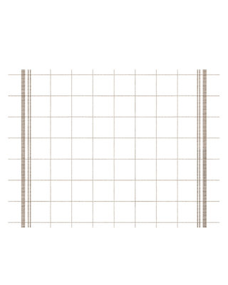 Placemat Airlaid Bill Bruin 40x30