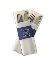 GastroSleeve Blue Fabric-Enjoy bestellen