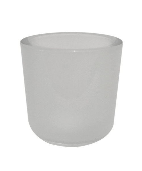Q-Lights® COCO glass Melk Wit bestellen