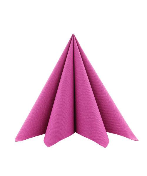 Servet Airlaid Violet 24x24cm kopen