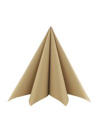 Servet Airlaid Light 20x20cm uni Natuurbruin kopen