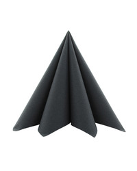 Servet Airlaid Light Zwart 20x20cm kopen
