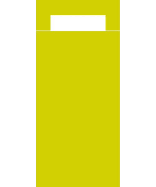 Bestekzakje Uni Lime bestellen