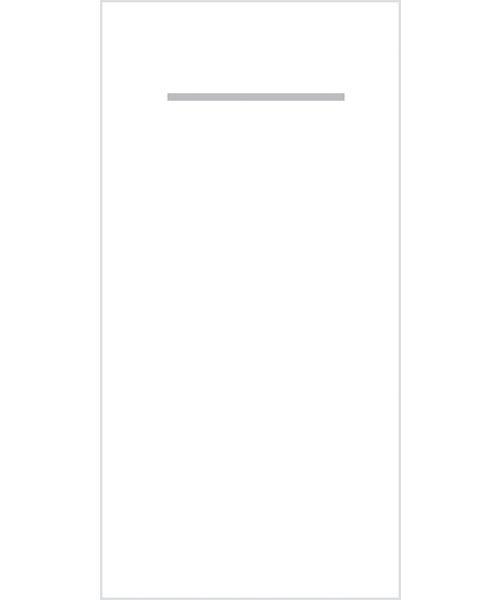 Pocket napkin Airlaid 40x40cm 55gr 1/8 vouw Wit bestellen