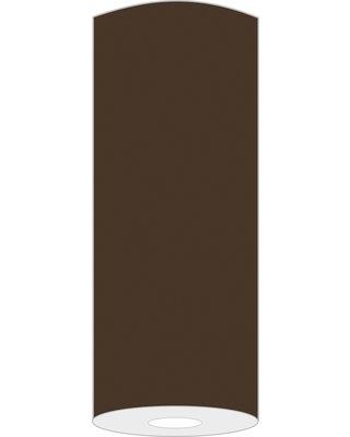 Tafelrol Airlaid Bruin 120cm X 40m