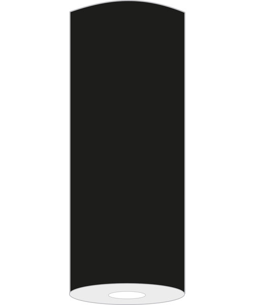 Tafelrol Airlaid Zwart 120cm X 25m bestellen