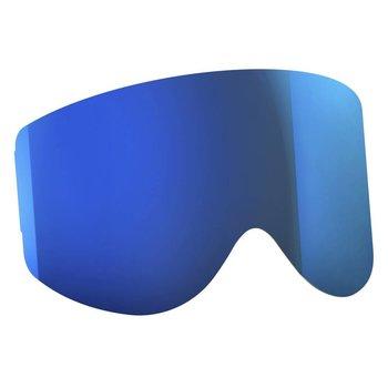 Recoil Xi Single Chrome Lenses Blue