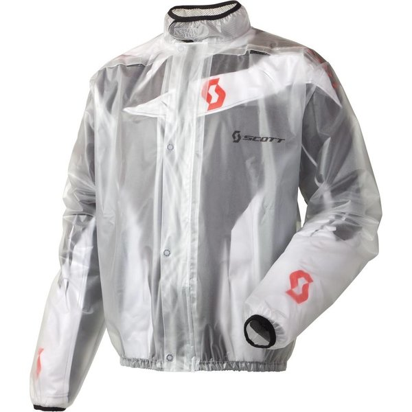 Rain Jacket Clear