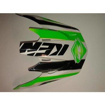 Track Helmet Peak 2015 Adult Neon Green
