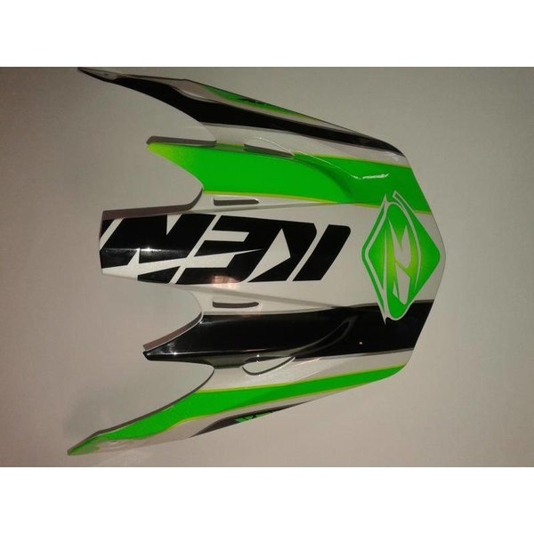 Track Helmet Peak 2015 Adult Neon Green