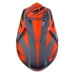 Track Helmet Peak Adult 2018 Matt Grey