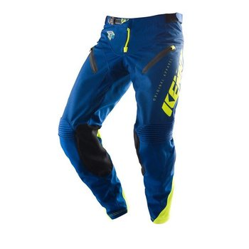 Titanium Pants 2019 Navy Neon Yellow size 28