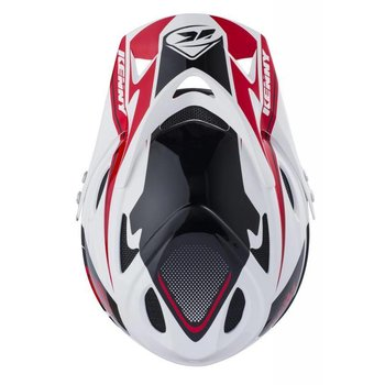 Downhill Helmet Peak 2018 White/Black